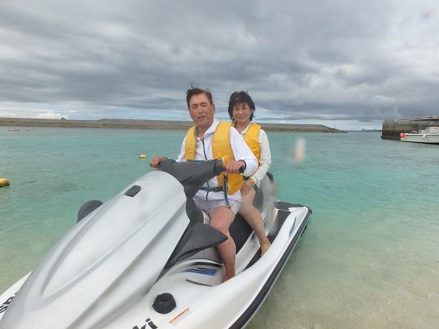 水納島でボートシュノーケル! 沖縄北部旅行 | | 朝 …