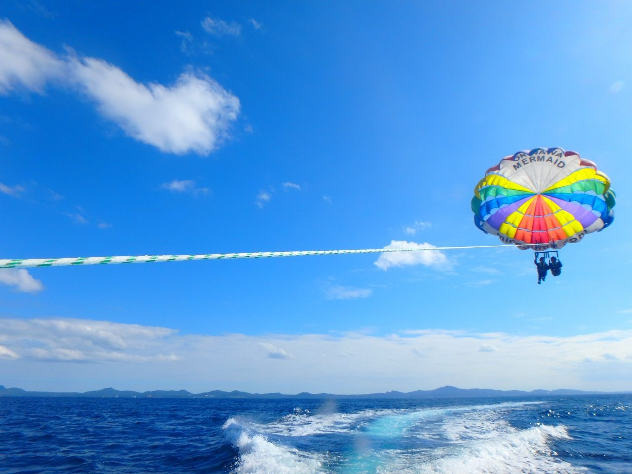 okinawaの海は今日もキレイです【沖縄マリンスポーツ専門店★水納島マーメイド】