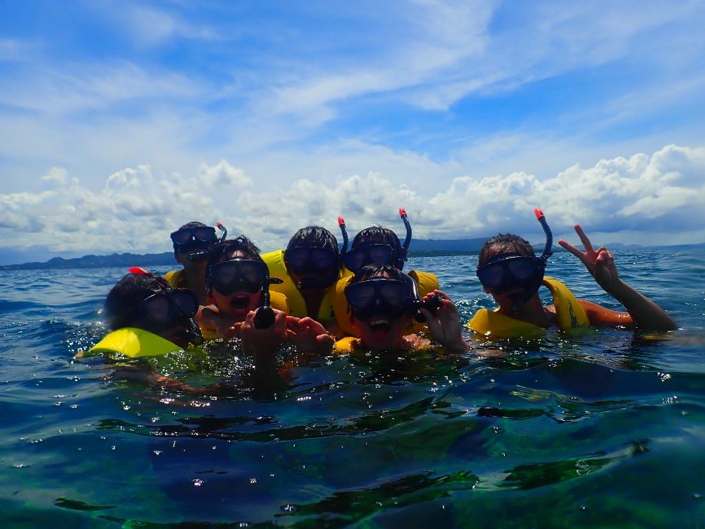 夏はビーチで楽しもう【沖縄のマリンスポーツ専門店★水納島マーメイド】